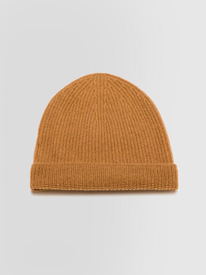 ALPHA STUDIO: NOBEL BEANIE HAT
