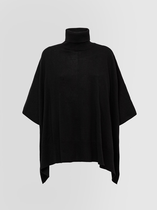 ALPHA STUDIO LUXURY LABEL TURTLE NECK SWEATER