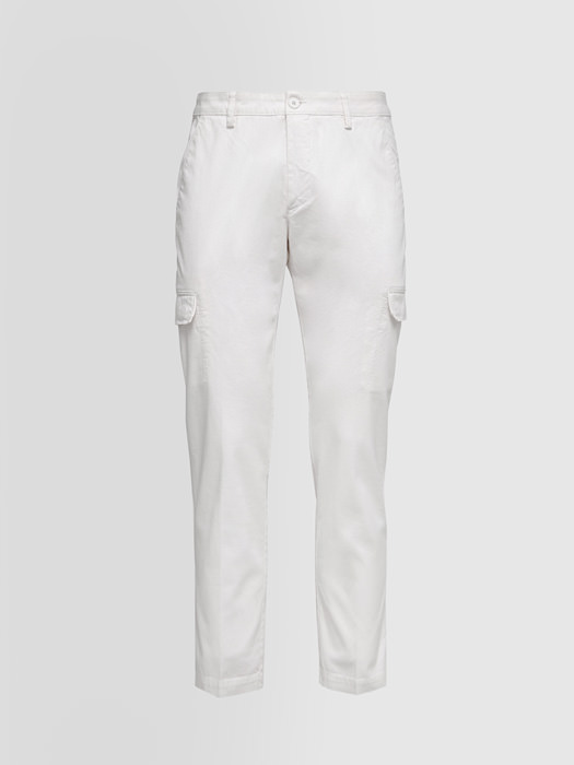 ALPHA STUDIO CARGO PANTS IN COTTON