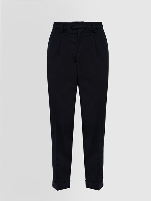 ALPHA STUDIO TECHNO COMFORT DARTED PANTS
