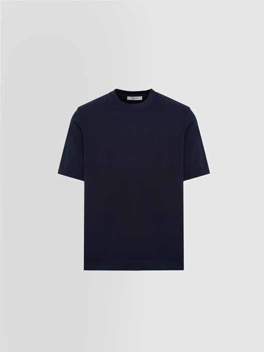 ALPHA STUDIO HEAVY T-SHIRT IN COTTON